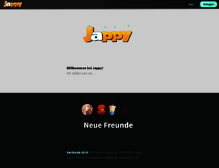 Jappy.de internet community