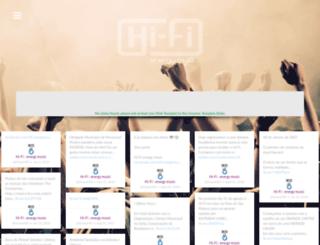 hi-fi.com.pt screenshot