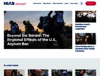 hias.org screenshot