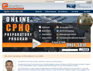 hicaregroup.com screenshot
