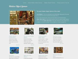hidden-objects.org screenshot