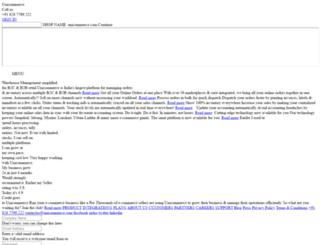 hidekart.unicommerce.com screenshot