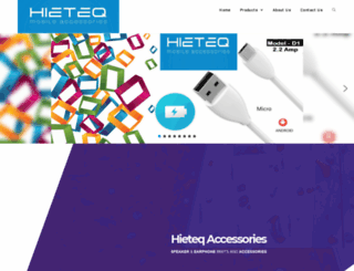 hieteq.com screenshot