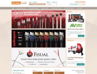 hificables.com screenshot