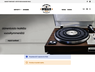 hifidealer.net screenshot