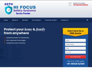 hifocusindia.com screenshot