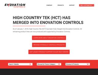 highcountrytek.com screenshot
