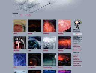 higher-music.com screenshot