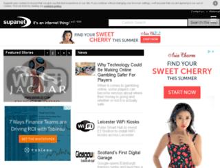 highflyer.supanet.com screenshot