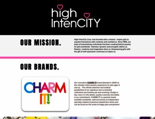 highintencity.com screenshot