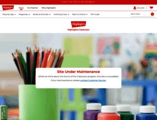 highlightsteachers.com screenshot