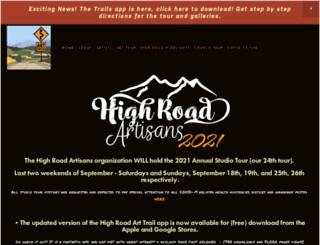 highroadnewmexico.com screenshot