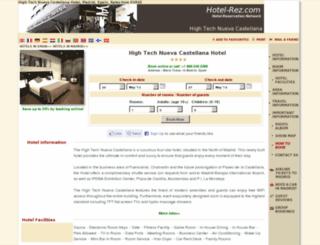 hightech-nueva-castellana.h-rsv.com screenshot