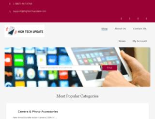 hightechupdate.com screenshot