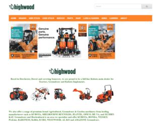 highwoodonline.co.uk screenshot