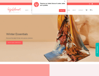 hijabplanet.com screenshot