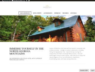 hikerhostel.com screenshot