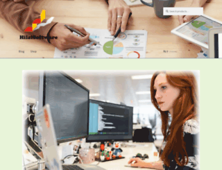 hilalsoftware.com screenshot