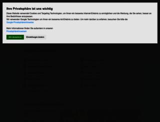 hilden.stadtbranchenbuch.com screenshot