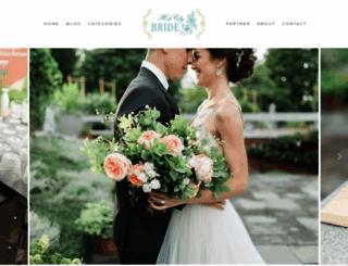hillcitybride.com screenshot
