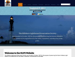 hillsborolighthouse.org screenshot