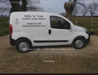hillsnvalechimney.co.uk screenshot