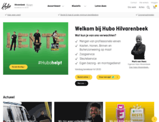 hilvarenbeek.multimate.nl screenshot