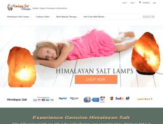 himalayansaltboutique.com screenshot