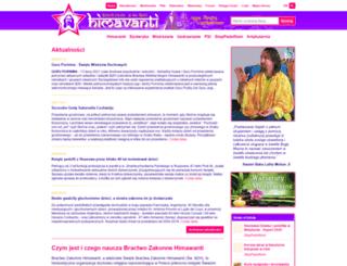 himavanti.org screenshot