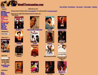 hindimoviesonline.com screenshot