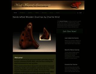 hindocarina.com screenshot