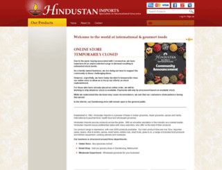 hindustan.com.au screenshot