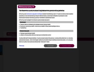 hintaseuranta.fi screenshot