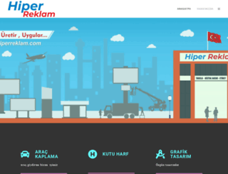 hiperreklam.com screenshot