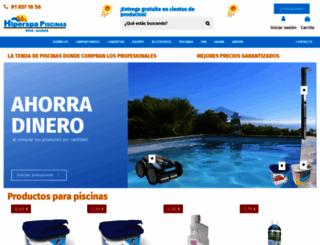 hiperspa.es screenshot