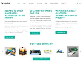 hipfish.com.au screenshot
