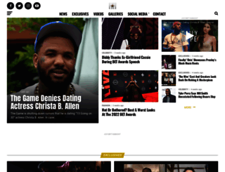 hiphollywood.com screenshot