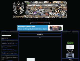 hiphophouse.superforo.net screenshot