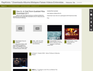 hiphopkriolunamuvis.blogspot.pt screenshot