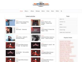 hiphoplead.com screenshot