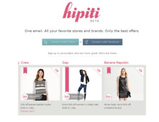 hipiti.com screenshot