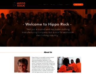hipporock.co.za screenshot