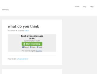 hippybaba.net screenshot