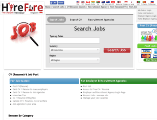 hirefire.com.sg screenshot