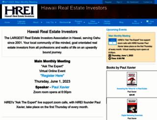 hirei.org screenshot