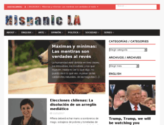 hispanicla.com screenshot