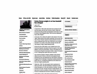 hispanictrending.net screenshot