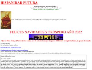 hispanidad.info screenshot
