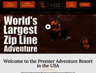 historicbanningmills.com screenshot