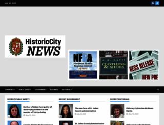 historiccity.com screenshot